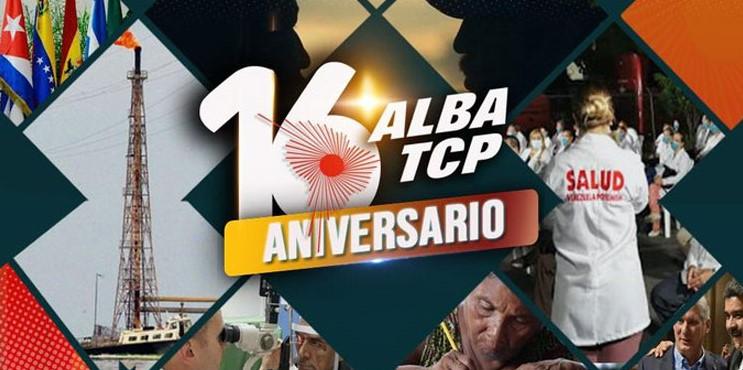 ALBA celebra 16 años de fundación Managua. Radio La Primerísima