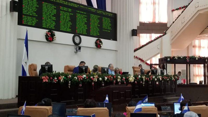 Parlamento aprueba Ley de Defensa de los Derechos del Pueblo Managua. Radio La Primerísima