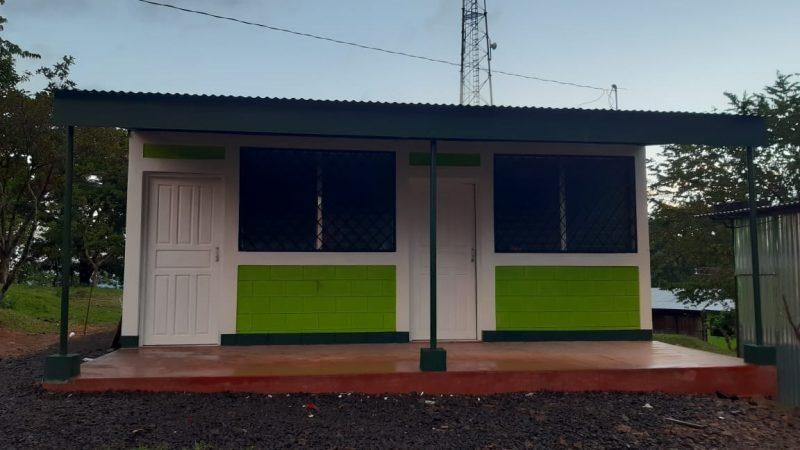 Río Blanco cuenta con nuevo puesto de salud Jerson Dumas. Radio La Primerísima