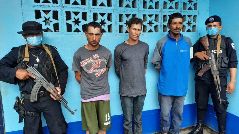 Sujetos son capturados con 20 libras de marihuana en Jinotega Maynor Zamora. Radio La Primerísima