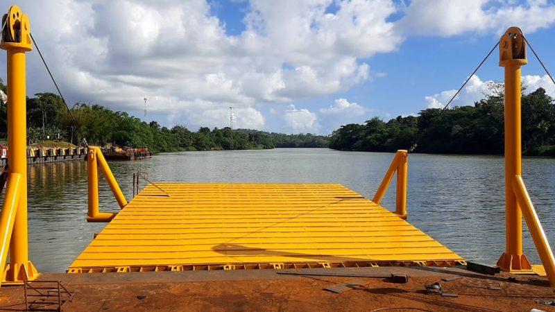 Wawa Boom contará con nueva barcaza en los próximos días Managua. Radio La Primerísima