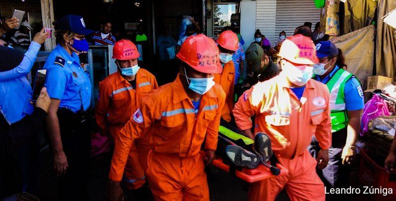 Todo un éxito el IV Ejercicio Nacional Multiamenazas Managua. Radio La Primerísima