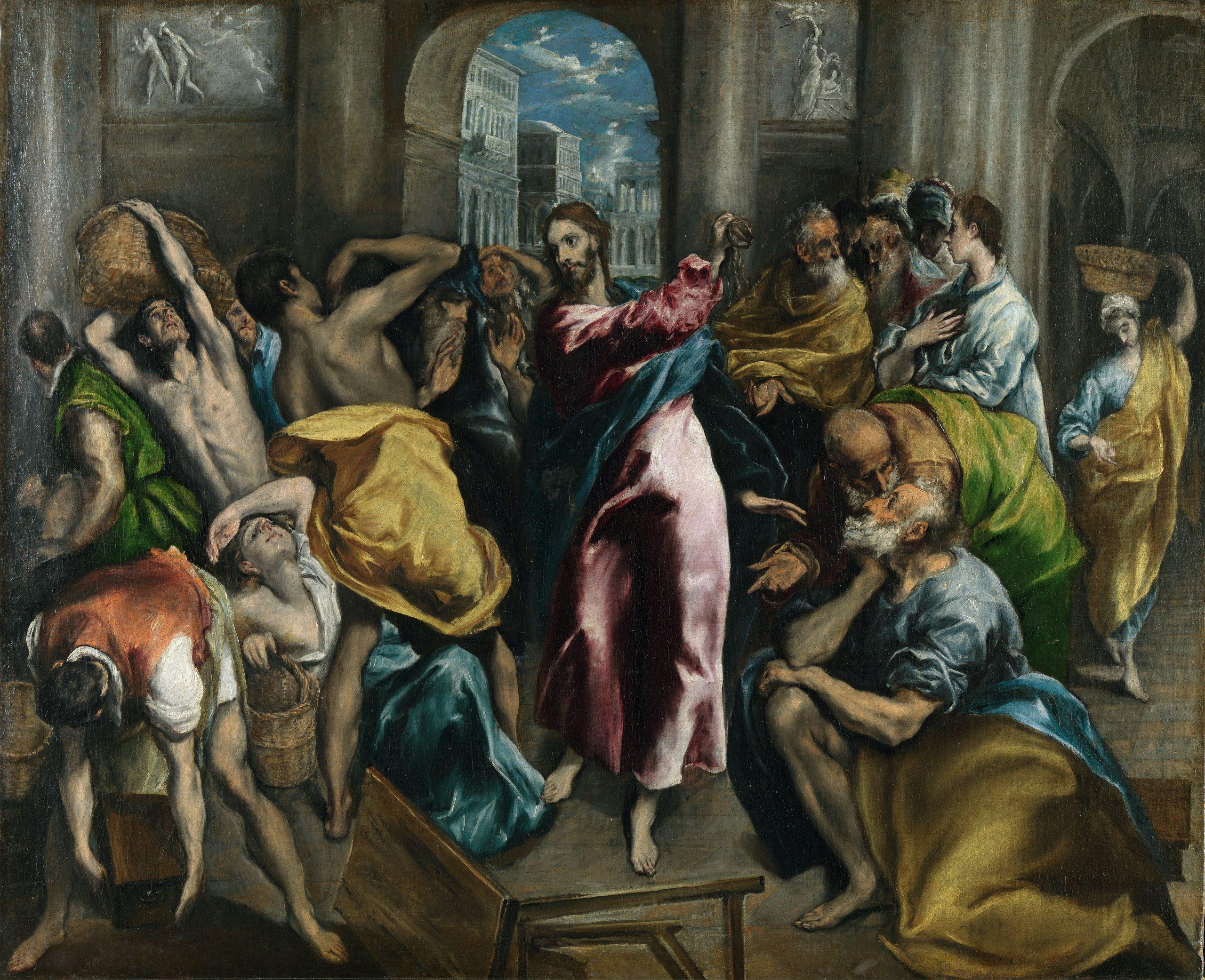 Cristo, fundador del antiimperialismo Por Atilio Borón