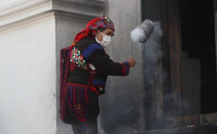 Enero dispara muertes por Covid-19 en Guatemala Guatemala. Prensa Latina
