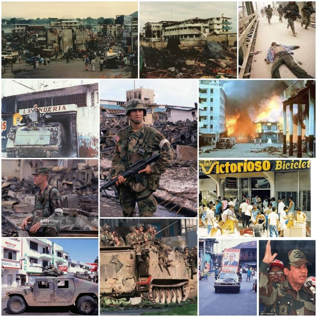 Los entretelones de la invasión a Panamá Por Julio Yao (*) | Noticias Pia, Colombia