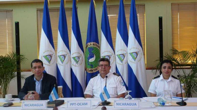 Reunión de autoridades migratorias de países miembros del SICA Managua. Radio La Primerísima