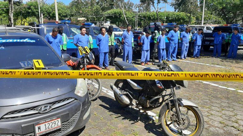 Policía captura a 60 sujetos por robo con intimidación Jerson Dumas. Radio La Primerísima