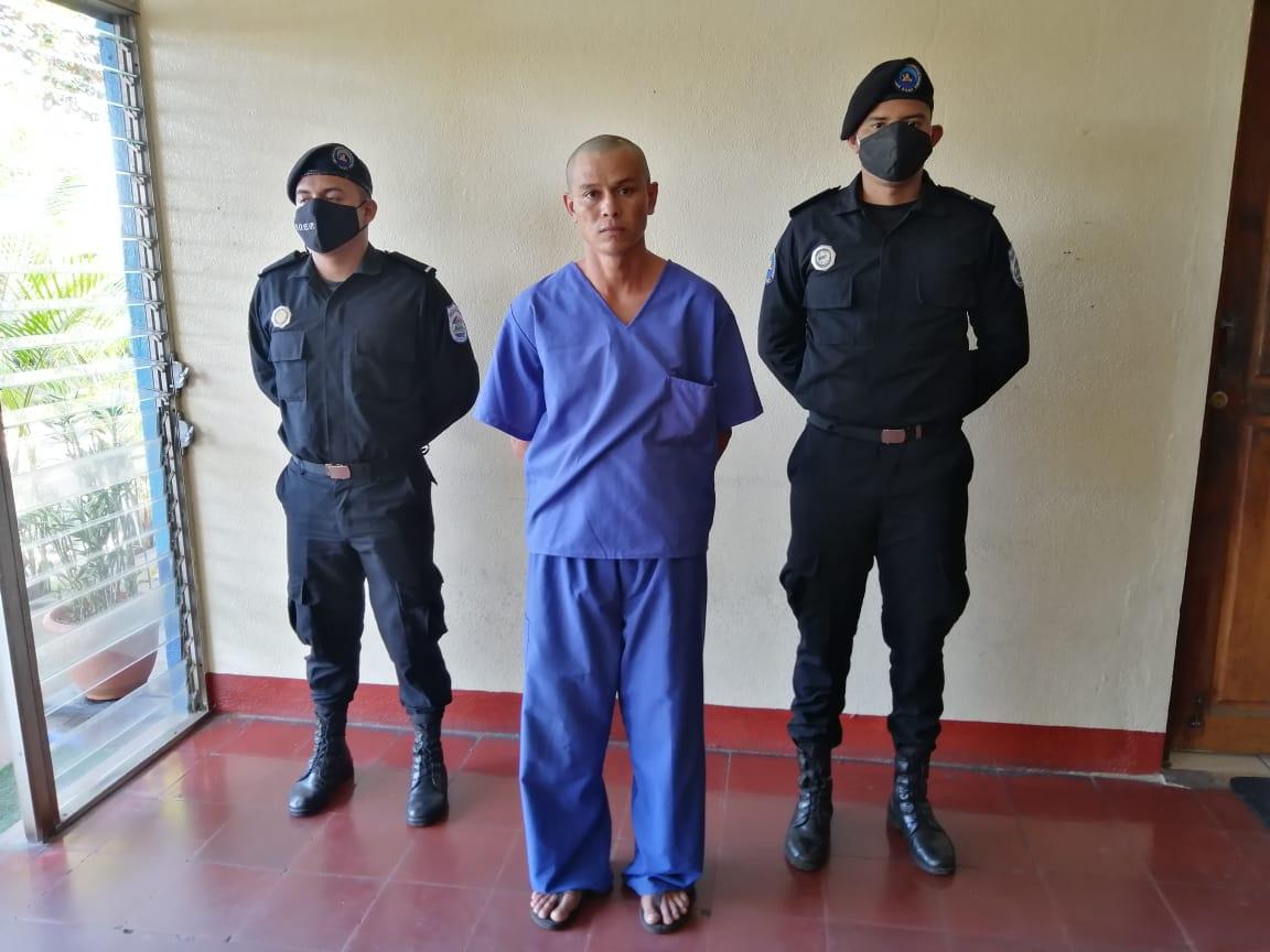 Prófugo de la justicia es capturado tras diez años de búsqueda Jerson Dumas. Radio La Primerísima