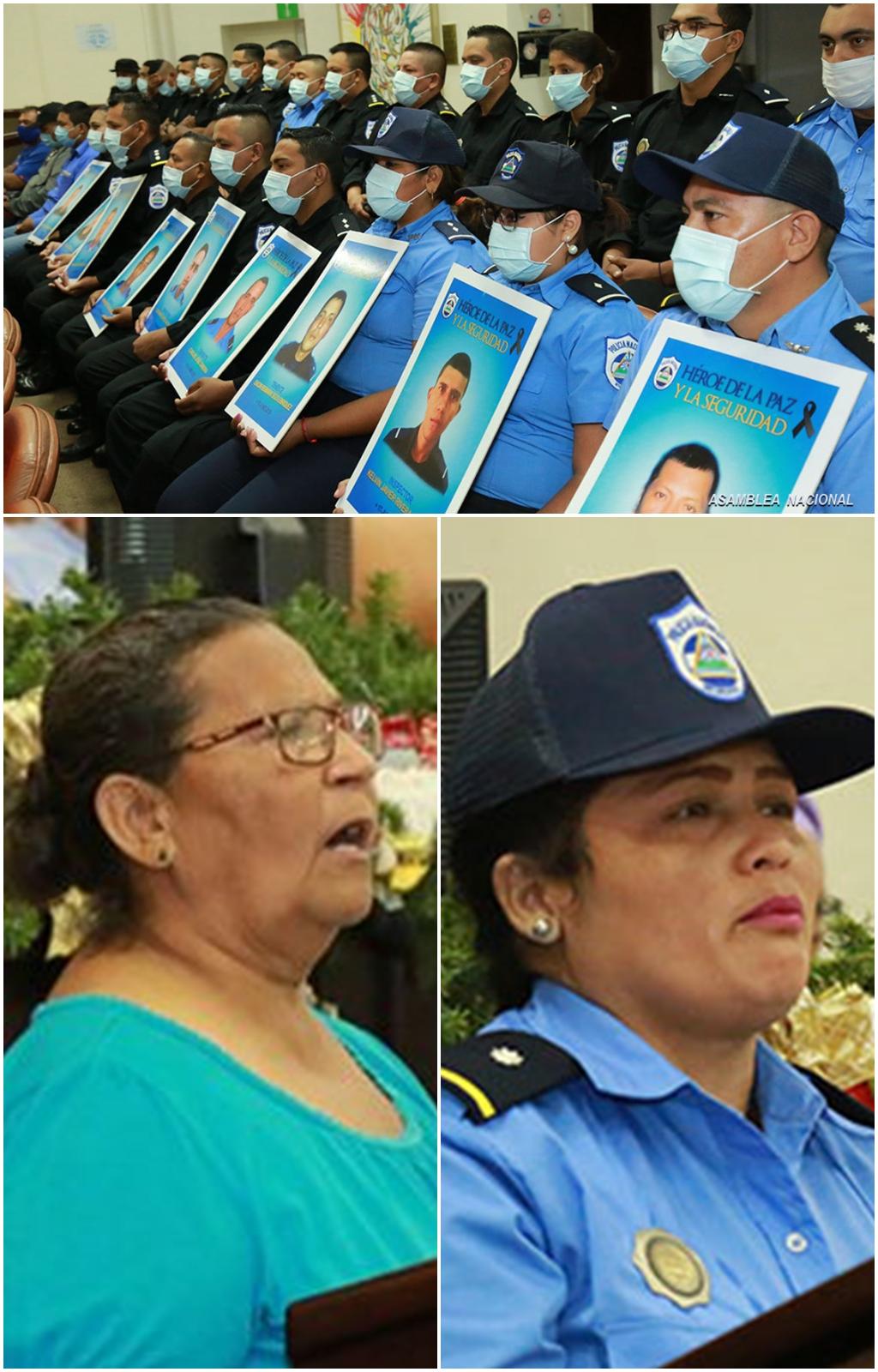 Conmovidos, desgarrados, con el corazón doliente, decimos: ¡con odio nunca más! Por Rosario Murillo, Vicepresidenta de Nicaragua