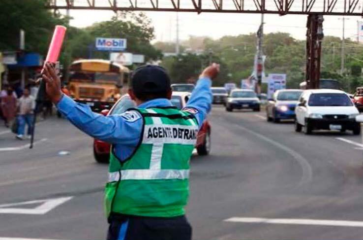 Managua con mayor número de accidentes de tránsito Managua. Radio La Primerísima