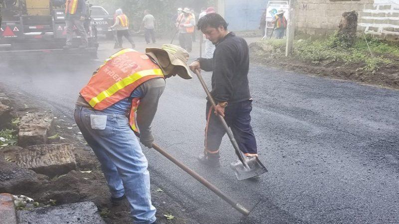Programa Calles para el Pueblo avanza un 93% en Managua Managua. Radio La Primerísima