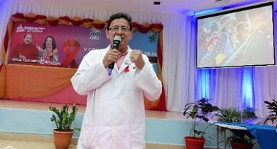 Evalúan propuesta de proyecto de Fondo Mundial 2022–2024 Managua. Radio La Primerísima