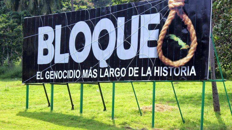 Decálogo para entender la ferocidad del bloqueo contra Cuba Por Yisell Rodríguez Milán | Diario Granma, Cuba