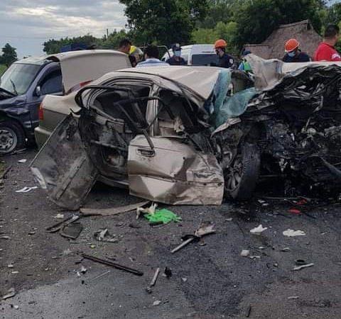 Managua con el número más alto de accidentes de tránsito Managua. Radio La Primerísima