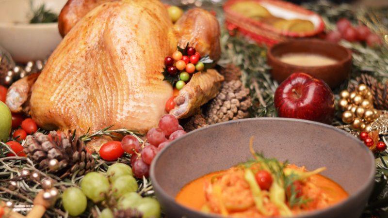 Mercados abastecidos con productos para cena navideña Managua. Radio La Primerísima