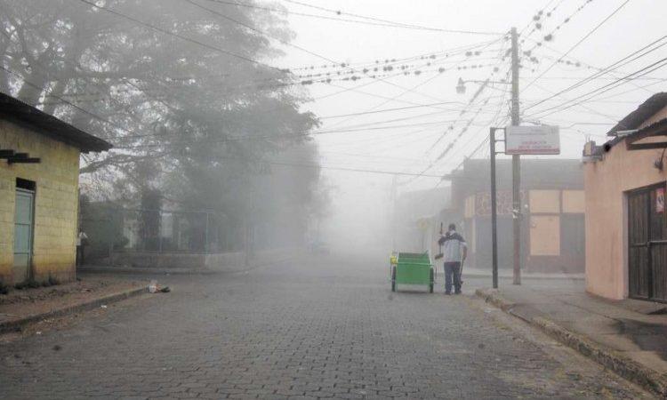 Norte del país con temperaturas de 17 grados durante esta semana Managua. Radio La Primerísima