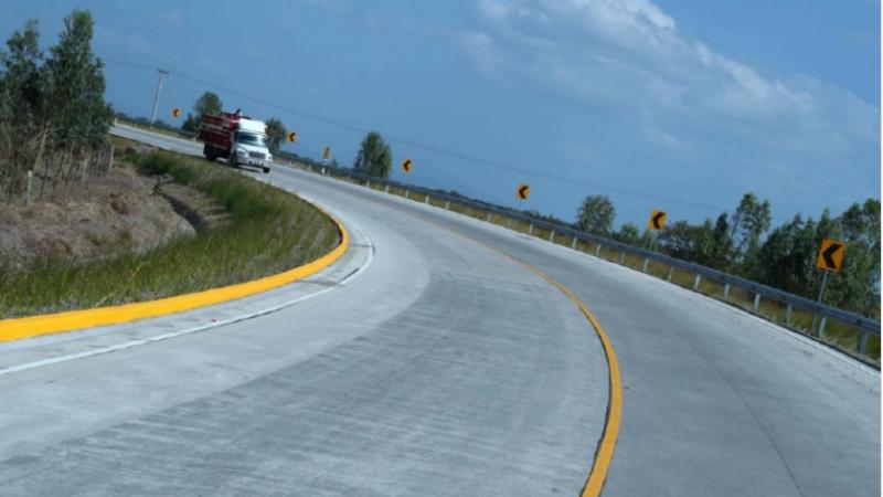 Pronto será inaugurada la carretera Malacatoya-El Palo-El Papayal Managua. Radio La Primerísima