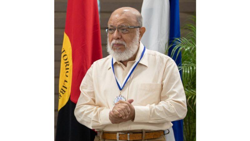 Juigalpa rinde homenaje al profesor Miguel De Castilla Managua. Por Jaime Mejía/Radio La Primerísima