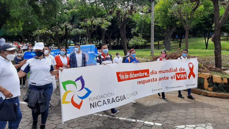 Casi 6 mil personas con VIH reciben tratamiento gratuito Managua. Por Jaime Mejía/Radio La Primerísima