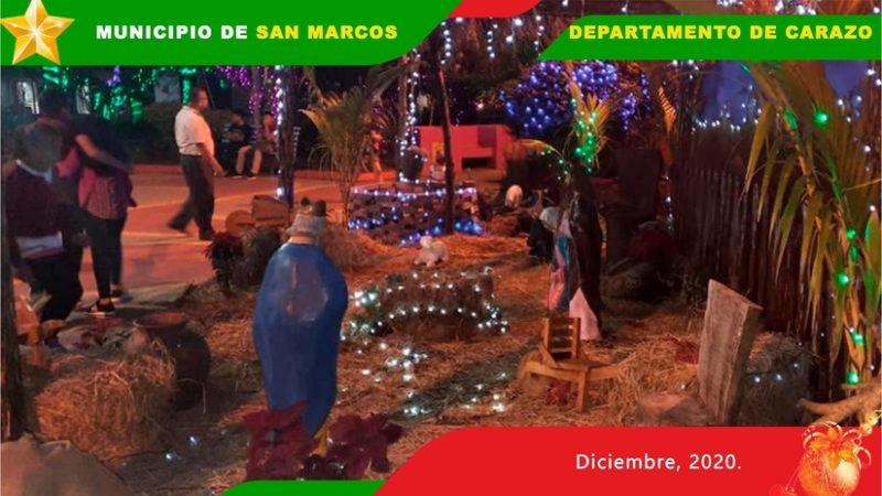 Premian mejores nacimientos navideños en cada departamento Managua. Radio La Primerísima
