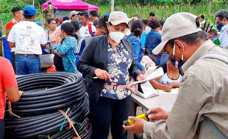 MEFCCA capitaliza a grupos familiares en Madriz Managua. Radio La Primerísima