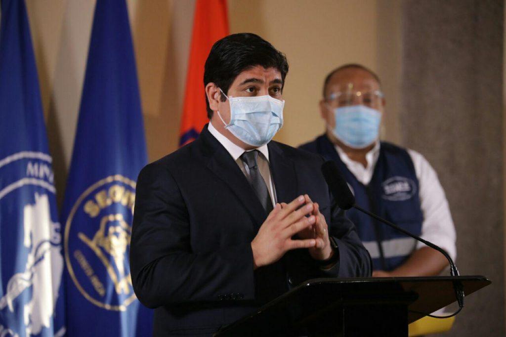 Costa Rica abandona proyectos para reactivar economía Agencia