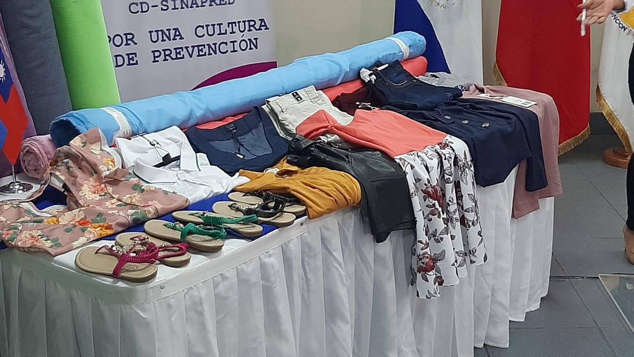 Donan artículos de higiene personal para afectados por huracanes Managua. Por Jaime Mejía/Radio La Primerísima
