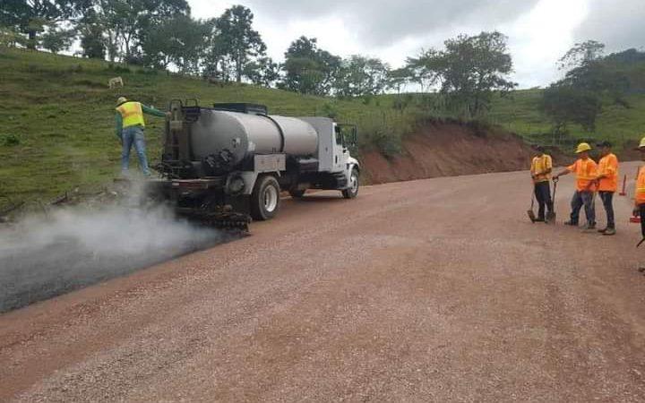 Inicia construcción de carretera Rancho Grande-Waslala Managua. Por Jerson Dumas/Radio La Primerísima