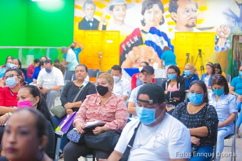Alcaldía inaugura Jornada Dariana Managua. Radio La Primerísima