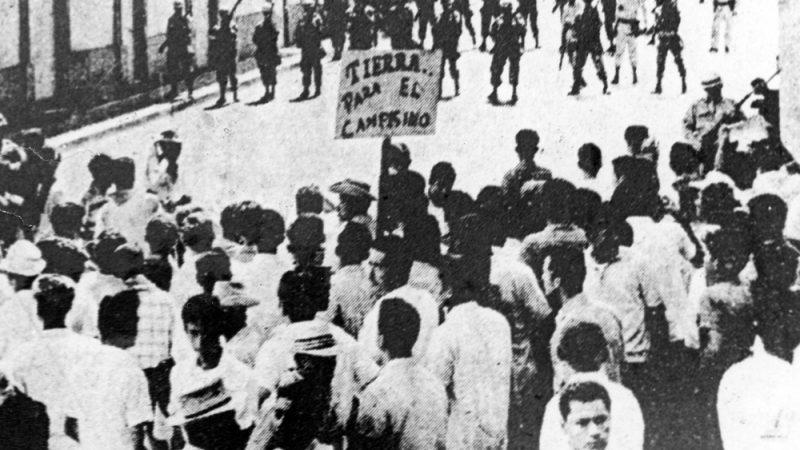 Aquel nefasto 22 de enero de 1967 Por César Ovidio Largaespada Pallavicini, docente de Historia del Estado y el Derecho
