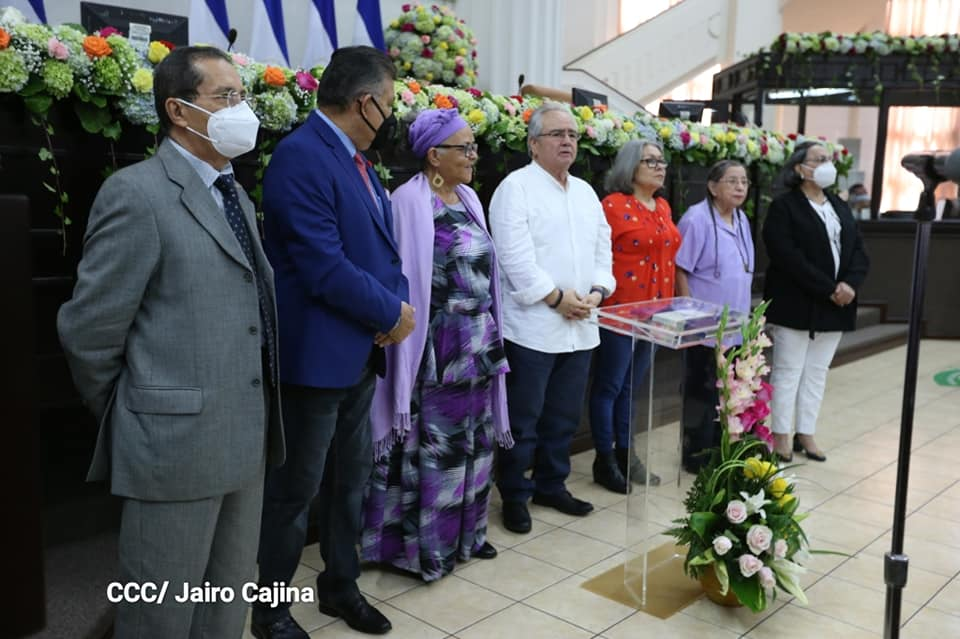 Ratifican a Junta Directiva de la Asamblea Nacional Managua. Radio La Primerísima