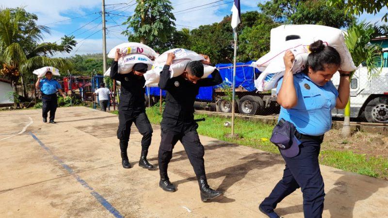 Llega Merienda Escolar al municipio El Ayote Managua. Radio La Primerísima