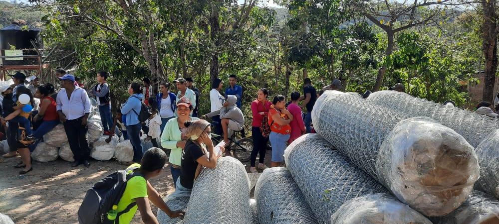 Familias de Matagalpa reciben capitalización Managua. Radio La Primerísima