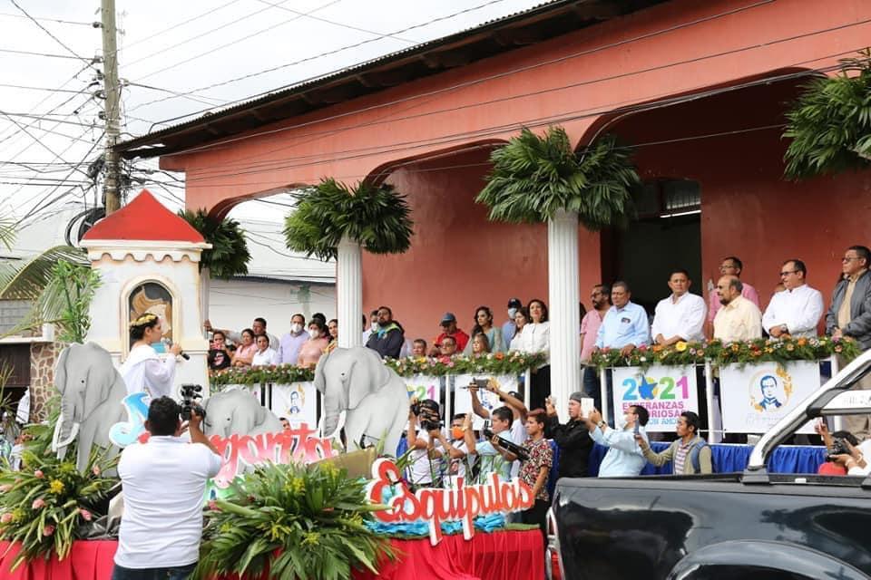 Asamblea inicia periodo de sesiones en Ciudad Darío Managua. Radio La Primerísima