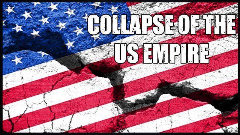 La agonía de Estados Unidos Por Thierry Meyssan | Red Voltaire