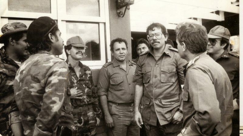 Entre guardatinajas y guatusas: un batallón en la guerra de los 80 Por Marcos Antonio Casanova Fuertes