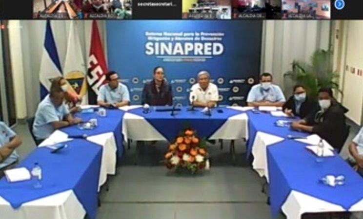 Afianzan conocimientos brigadas que atienden situaciones de emergencia Managua. Radio La Primerísima