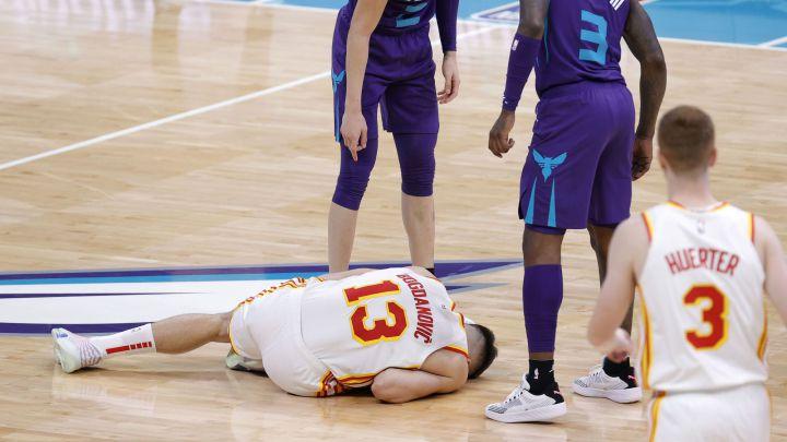 Bogdanovic sufre lesión durante juego Agencia