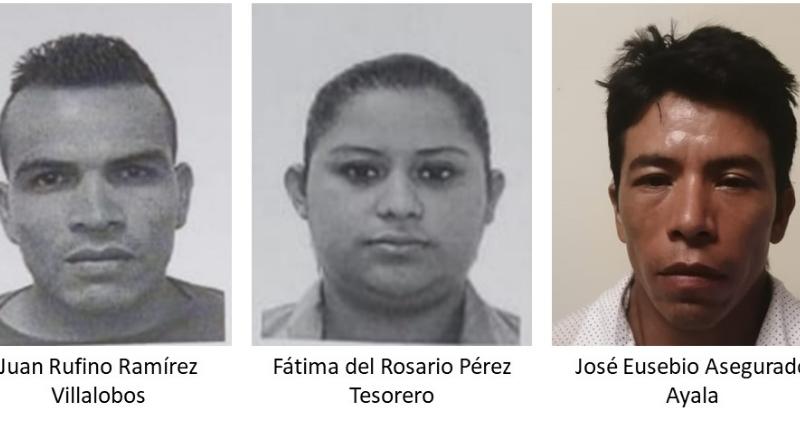Capturan a presuntos organizadores de caravana migrante Agencia
