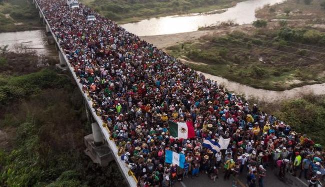 Guatemala y México se preparan ante posible caravana de migrantes Agencia