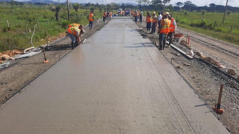 Inicia construcción de carretera Rosita- Bonanza Managua. Radio La Primerísima