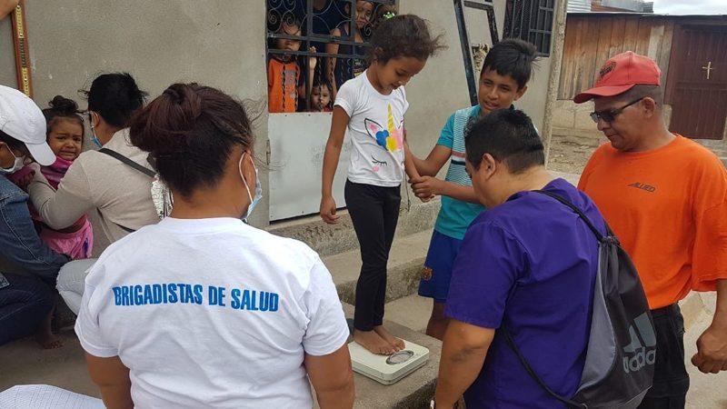 Inicia censo nutricional en niños menores de 6 años en Estelí Managua. Radio La Primerísima