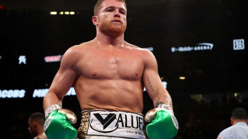 """""""Canelo"""" Álvarez peleará en febrero contra Yildirim en Miami AFP"""