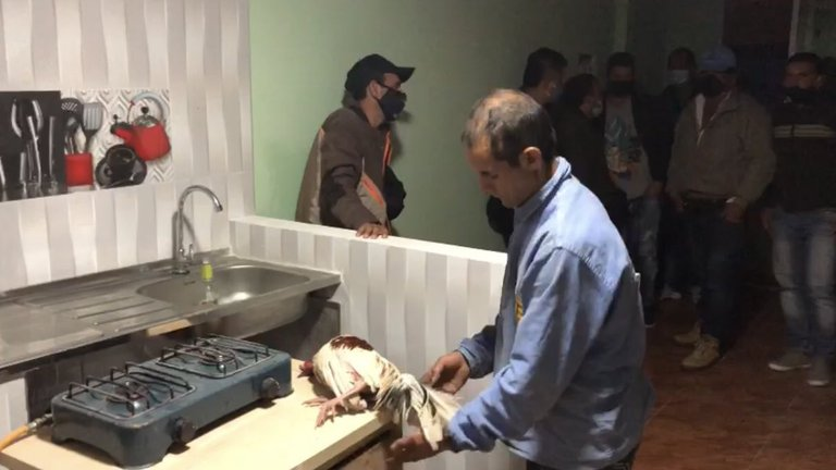 Capturan a migrantes en una fiesta clandestina en Bogotá Agencia