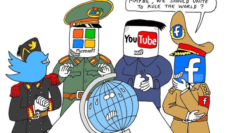 Tiranía mundial imperialista intenta confiscar la libertad de expresión Por Eduardo Febbro y Osvaldo Nemirovsci | Diario Página/12, Argentina