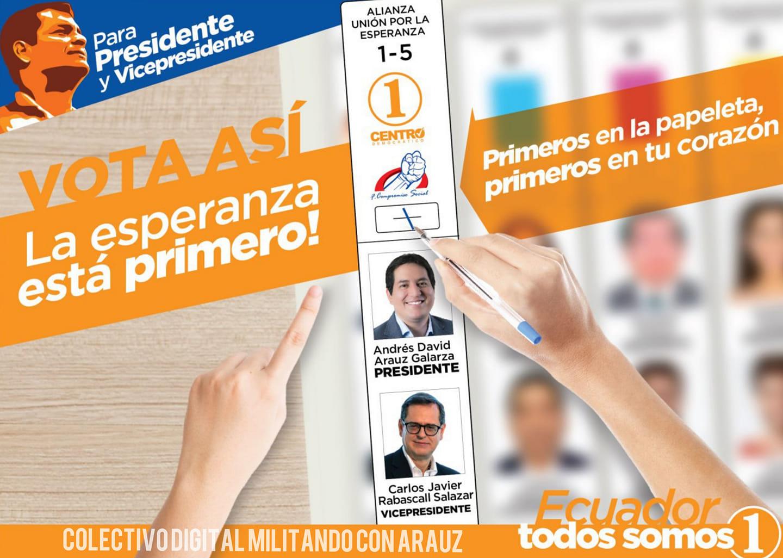 Incógnitas de las elecciones en Ecuador Por Pablo Jofré Leal   Segundo Paso