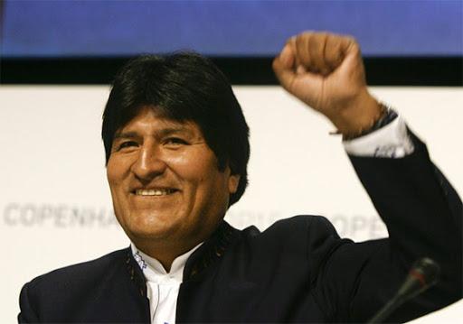 Evo Morales se recupera en forma favorable de Covid-19 Caracas. teleSUR