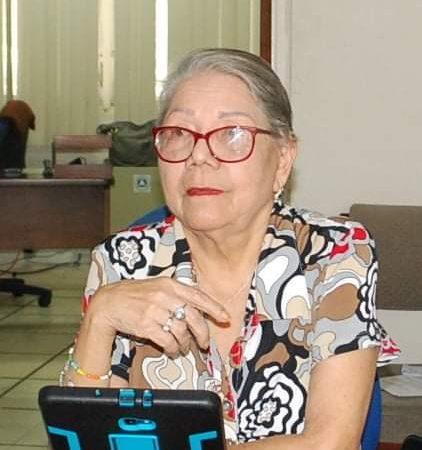 Doris Tijerino: «Tengo pendiente que derrotemos al imperialismo»