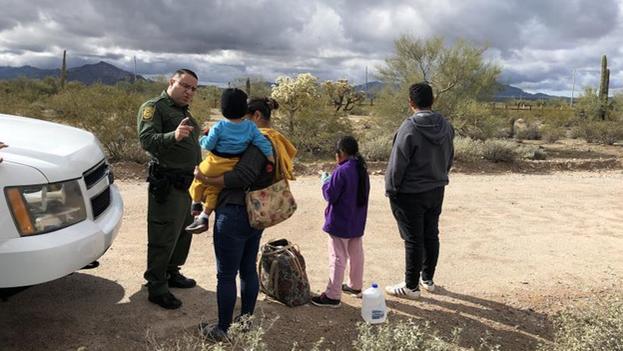 Fallo judicial da esperanza a miles de migrantes en EEUU EFE