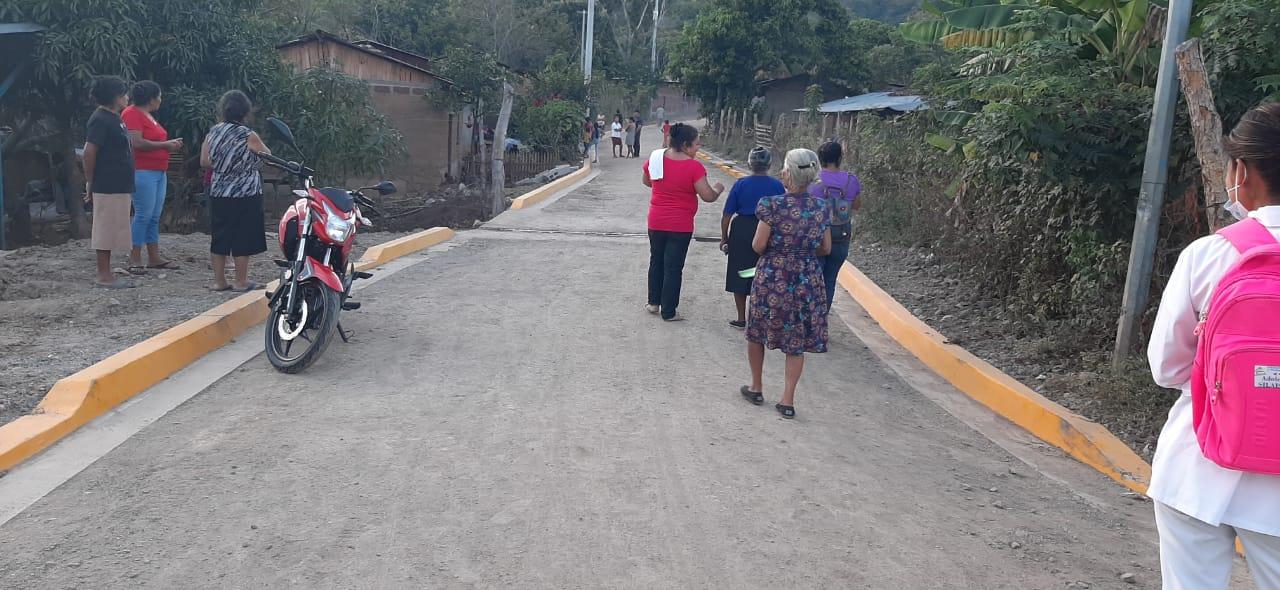 Madriz continúa inaugurando proyectos en beneficio de las familias Managua. Radio La Primerísima